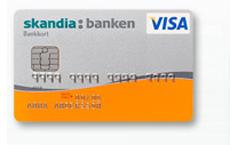 bankkort visa